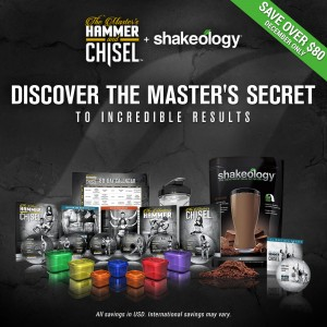 Hammer&Chisel BeachBody Challenge Pack